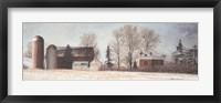 Framed Winter's Morning