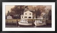 Framed Chesapeake Shore