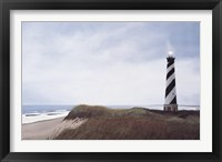 Framed Cape Hatteras
