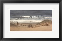 Framed Outer Banks Beach