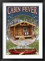 Framed Cabin Fever Lodge
