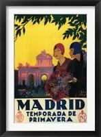 Framed Madrid Temporada de Primavera Ad