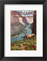 Framed Grand Canyon