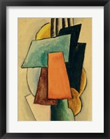 Framed Study For Painterly Architectonis, 1916
