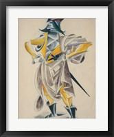 Framed Soldier, 1920