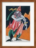 Framed Soldier, 1922