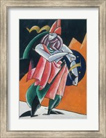 Framed Soldier, 1922