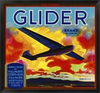 Framed Glider Brand Valencias