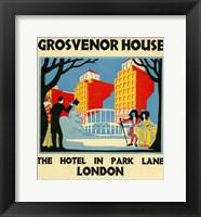 Framed Grosvenor House