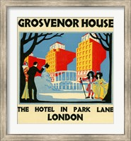 Framed Grosvenor House