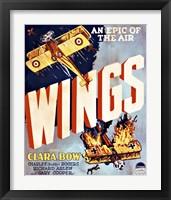 Framed Wings Movie Poster