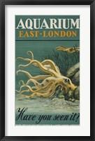 Framed Aquarium, East-London