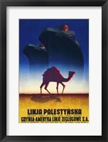 Framed Linja Palestynska