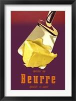 Framed Swiss, Better Butter