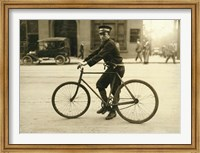 Framed Typical Birmingham, Alabama Messenger