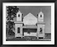 Framed Church, Southeastern U.S., #2