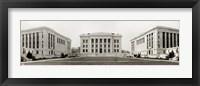 Framed Harvard Medical School, Panorama