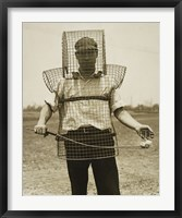 Framed Mouse-trap Armor for Caddies