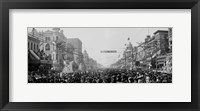 Framed Rex Pageant, Mardi Gras