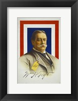Framed William Howard Taft, Candidate for U.S. President