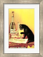 Framed Absinthe Bourgeois