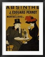 Framed Absinthe, Pernot