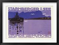 Framed Starnberger See