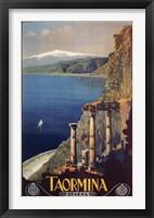 Framed Taormina