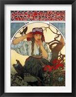 Framed Moravsky