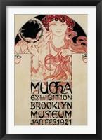 Framed Brooklyn Exhibition