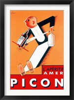 Framed Amer Picon