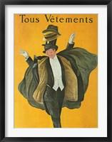 Framed Vestments