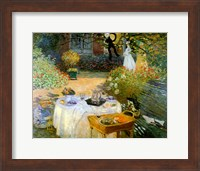 Framed Luncheon