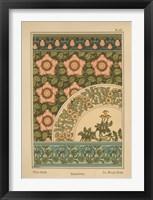 Framed Plate 68 - Wild Rose