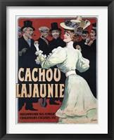 Framed Cachou Lajaunie Confection