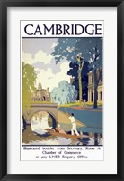 Framed Cambridge