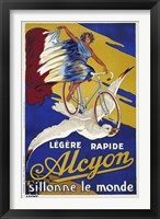 Framed Alcyon Cycles