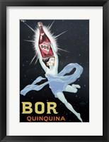 Framed Bor Quinquina