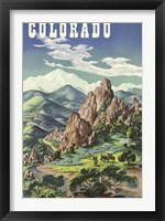 Framed Colorado