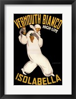 Framed Isolabella Vermouth Bianco