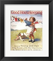 Framed Good Housekeeping VII