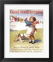 Framed Good Housekeeping VII