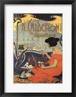 Framed Calderoni