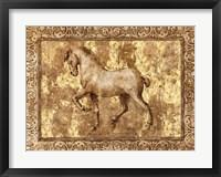 Framed Equine No. 2