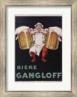 Framed Gangloff Biere