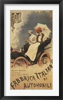 Framed Fiat, 1899