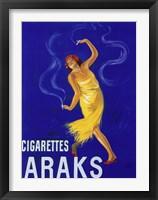 Framed Cigarettes Araks