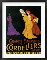Framed Cordeliers