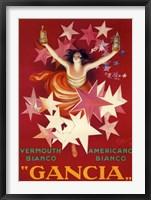 Framed Gancia