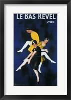 Framed Le Bas Revel